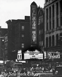 This Was Fillmore East