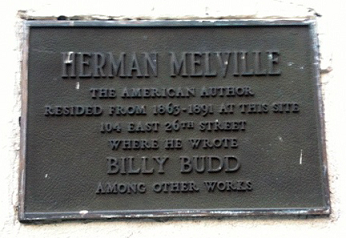 Herman Melville Lived Here