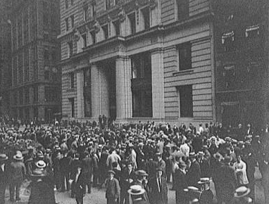 The American Stock Exchange Started Here