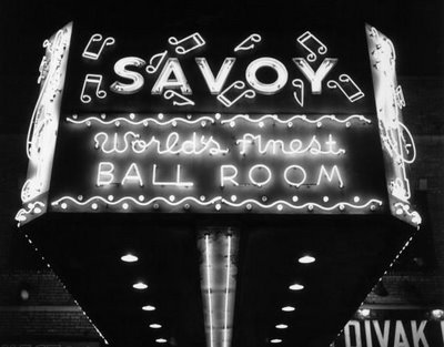 The Savoy Ballroom Was Here